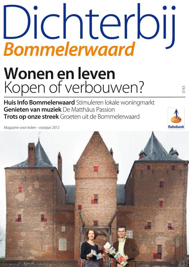 Rabobank Bommelerwaard - Dichterbij