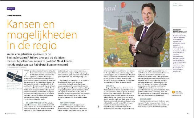 Valleur - een gesprek met Ruud Gommers van Rabobank Bommelerwaard