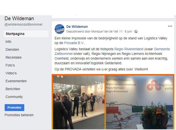 Valleur - De Wildeman - Facebook